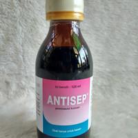 antiseptik pembasmi kuman kandang ANTISEP 120 ml produksi medion