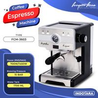 Mesin Kopi Espresso - Ferratti Ferro LA ARGENTO FCM-3603