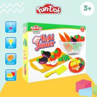 Fundoh Koki Junior - Mainan Anak - Mainan Lilin - Mainan Edukasi