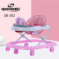 BABY WALKER SPACE BABY SB 302