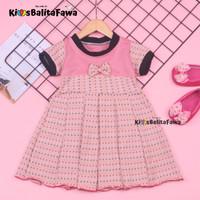 Dress Baby Kelly 6-18 Bulan / Dres Pesta Murah Grosir Baju Bayi Cewek