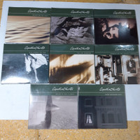 audiobook import original Agatha Christie collection 8 judul