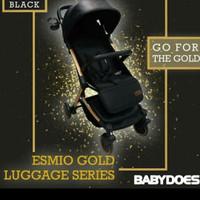 Stroller BabyDoes CH-3491-KTSN Esmio Gold
