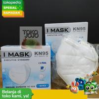 Masker 5Ply KN95 3D Disposable Respirator Mask