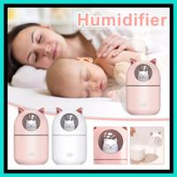 Humidifier Aroma Terapi Pet Pelembab Udara USB Kamar / Mobil A108