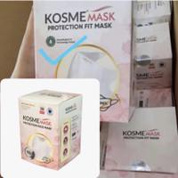 Masker Kosme / Kosme Mask Fitmask isi 50 pcs
