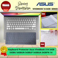 Keyboard Protector Cover ASUS VIVOBOOK S430 S14 S430FN S430