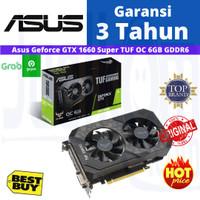 ASUS TUF Gaming GTX 1660 SUPER OC 6GB 6 GB GDDR6 GeForce GTX1660 Super