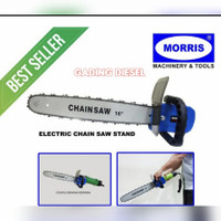 Mesin chainsaw/Gergaji kayu listrik