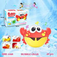 Mainan Anak Bubble Bath Carb Frog Whale - Mesin Gelembung Murah