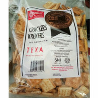Biskuit Nissin Crackers Texa 300gr