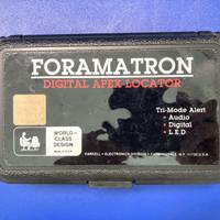 Digital Apex Locator Formatron