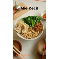 Bakmi Ayam EXPRESS FROZEN - HALAL - MIE KECIL