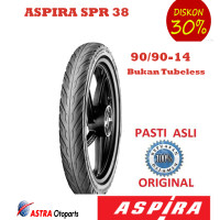 Ban Motor Belakang Matic Aspira SPR 90/90-14 tt Vario Beat Mio Scoopy