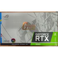 Asus ROG Geforce RTX 3080 STRIX OC WHITE Gundam Edition 10GB DDR6X