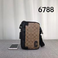 Tas Coach Edge Camera Bag - TAS Coach MEN Flight Bag Crossbody PRIA