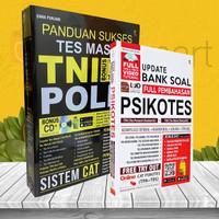Update Bank Soal Psikotes TPA TBS - PAKET TNI POLRI