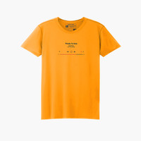 Geoff Max Official - Tuneful Yellow Mustard | T-Shirt Pria