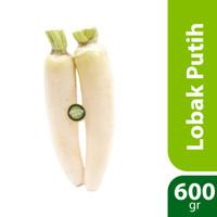 Lobak Putih (Daikon) 600 gr