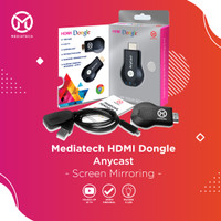 Mediatech AnyCast Wifi Display HDMI Dongle Cast Screen