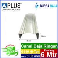 Baja Ringan / Truss Canal APlus 0,60
