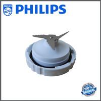 Pisau Blender Philips Original HR 2115, HR 2116, HR 2061, HR 2071