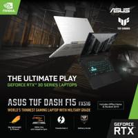 Asus TUF DASH FX516PM-I736B6T-O|i7-11370H|8GB|512SSD|RTX 3060|W10+OHS