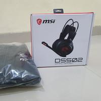 MSI Gaming HeadSet DS502 Free Bomber Jacket MSI