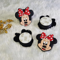 Pop Socket 3D Karakter Minnie Mouse