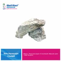 Batu Aquascape Cracked Per 100 Gram