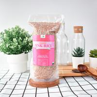 Grains N Co Organic Pink Rice ( Beras Merah Muda Organik ) 1 Kg