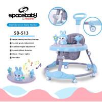 BABY WALKER SB-513 / ALAT BANTU JALAN BABY