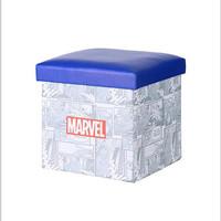 MINISO Marvel Kotak Penyimpanan Rak Box Kain Serbaguna Storage Bangku