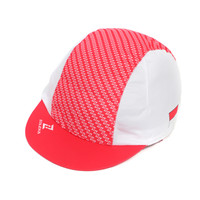ZOLEKA Indonesia Cyclist Topi Sport Unisex White Red All Size