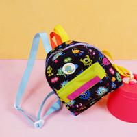 Pop Kidswear Monster Squad Series Bag - ransel anak full print monster