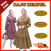 Atasan Wanita Muslim Pakaian Busui Fashion Perempuan Muslim SC039