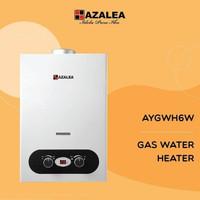 Water Heater Gas Low Pressure Azalea AYGWH6W