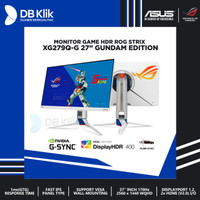LED Monitor Gaming ASUS ROG STRIX XG279Q-G 27 170Hz WQHD HDMI DP