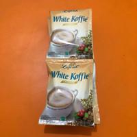 Luwak White Coffee Renceng isi 10 Sachet