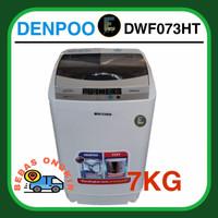 Mesin Cuci 1 Tabung Top Loading Denpoo DWF073HT Full Auto