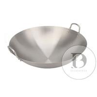 Calypso Wajan Kuali Wok Stainless Steel Diameter 40 cm