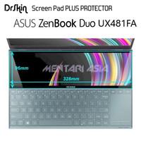 Screen Pad Protector ASUS ZenBook Duo UX481FA anti gores pelindung