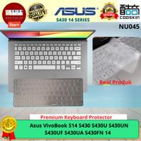 KEYBOARD PROTECTOR/GARSKIN LAPTOP/COOSKIN ASUS S14- S430