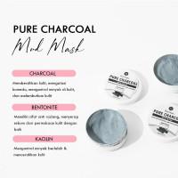 Azrina charcoal mask