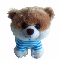 "BLESS TOYS / MAINAN ANAK / PLUSH TOYS / BONEKA / STAND DOG T-SHIRT 10"""