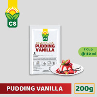 CS FOOD Pudding Vanilla - 200g