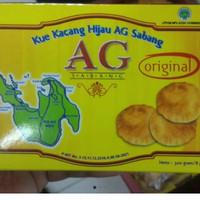 kue bakpia kacang hijau AG sabang