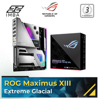 ASUS ROG MAXIMUS XIII EXTREME GLACIAL [E-ATX   LGA 1200   Gen 11]