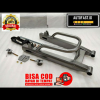 SWING ARM OVAL RX KING SILVER FULL SILVER FULL BESI HIGH QUALITY