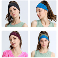 Headband / Bandana Ice Silk ALCIOUS cocok untuk olahraga & sehari-hari